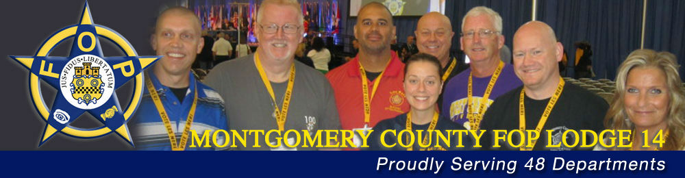 MONTGOMERY COUNTY FOP LODGE 14 | Legislation