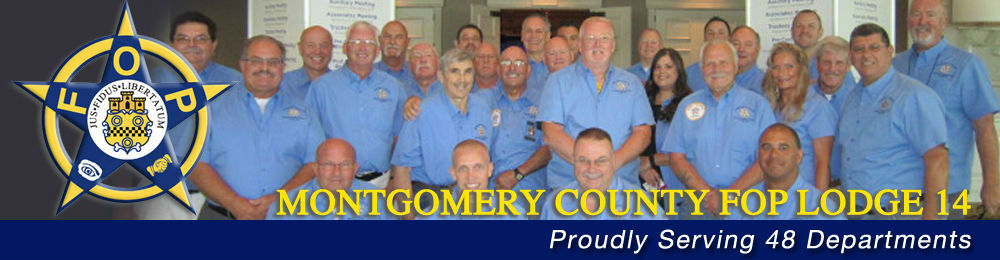 MONTGOMERY COUNTY FOP LODGE 14 | Legislation